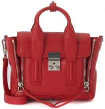 Borsette 3.1 Phillip Lim  Borsa a mano  Pashli mini satchel in pelle color rosso