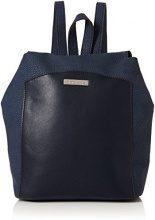 Tamaris Elsa Backpack - Borse a zainetto Donna, Blau (Navy Comb.), 7x30x34 cm (B x H T)