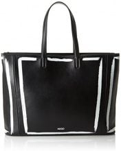 Hugo Mayfair Shopper-d - Borse Tote Donna, Nero (Black), 15x29x44 cm (B x H T)