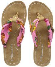 Tamaris 27109, Ciabatte Donna, Rosa (Pink Pineapple), 38 EU