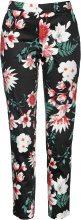 Pantalone elasticizzato fantasia (Nero) - bpc selection premium
