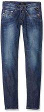 Replay Radixes, Jeans Donna, Blu (Blue Denim), W26/L34 (Taglia Produttore: 26)