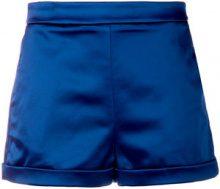 Christian Pellizzari - Shorts - women - Polyester/Polyamide/Spandex/Elastane/Viscose - 40, 44 - BLUE