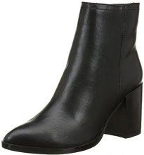 Buffalo Shoes B006A-58 P1735A PU, Stivaletti Donna, Nero (Black 01), 38 EU