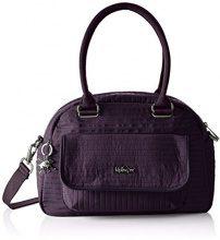 Kipling Sabin, Borsa con Maniglia Donna, Viola (L37 Craft Purple), 32x24x14.5 cm (B x H x T)