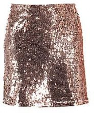 Tyla All Over Sequin Mini Skirt