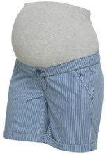 MAMA.LICIOUS Striped Maternity Shorts Women White