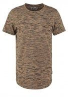 JJORNEW SLIM FIT - T-shirt con stampa - forest night