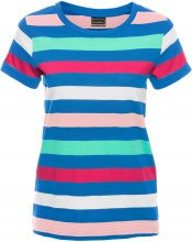 T-shirt a righe (Blu) - RAINBOW