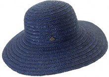 Seeberger Serie Rügen, Cappelli da Sole Donna, Blau (Tinte 0068), Taglia unica
