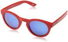 vans Lolligagger Sunglasses, Occhiali da Sole Donna, Rosso (Tomato)