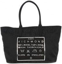 Borsa Shopping Richmond  BLACK SILVER TATOO
