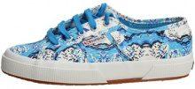 Scarpe Superga  2750 FANTASY COTU(8) Sneakers Bassa Donna AZZURRO