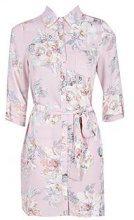 Savannah abito a camicia con motivi floreali