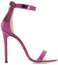 - Marc Ellis - Sandali con cinturino alla caviglia - women - Leather/Patent Leather - 38, 41, 39 - Rosa & viola