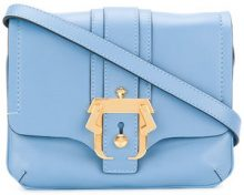 Paula Cademartori - Gigi - women - Calf Leather/Microfibre - One Size - BLUE