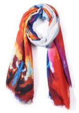 Foulard tie and dye