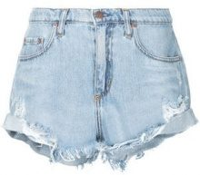 Nobody Denim - Boho Short Blessed - women - Cotton - 27, 29, 30 - BLUE