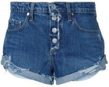 Nobody Denim - Shorts a jeans - women - Cotton - 27, 30, 32 - BLUE