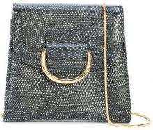 Little Liffner - D Tiny Box shoulder bag - women - Leather - OS - BLACK