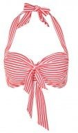RIVIERA - Bikini pezzo sopra - chilli red