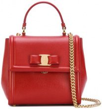 Salvatore Ferragamo - Borsa Vara piccola - women - Calf Leather - One Size - RED