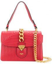 Moschino - Borsa tote - women - Leather - OS - RED