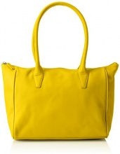 BREESylvie 1, yellow sm., shoul. bag Special - Borse a Tracolla Donna , Giallo (Gelb (yellow 330)), 42x14x26 cm (B x H x T)