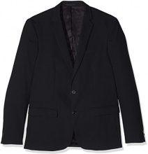 New Look Coloured Skinny Suit, Completo Uomo, Nero (Dark Green), 52