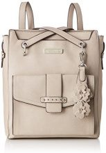 Tamaris Danila Backpack - Borse a zainetto Donna, Beige (Pepper), 11x30x29 cm (B x H T)