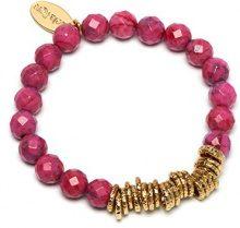 FASHIONNECKLACEBRACELETANKLET, colore: rosa, cod. HAMPSTEAD377000