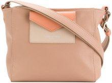 Lancaster - Borsa a spalla - women - Leather/Nylon - OS - NUDE & NEUTRALS