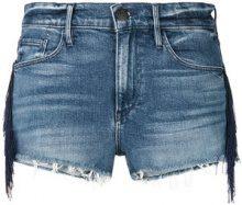 3X1 - Shorts in denim 'W2 Mason' - women - Cotton/Spandex/Elastane - 25, 26, 27 - BLUE