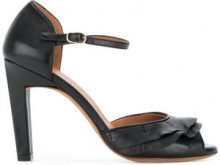 Chie Mihara - Sandali 'Mabu' - women - Leather/rubber - 36, 39, 40, 41 - BLACK