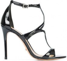 Schutz - strappy sandals - women - Leather - 6.5, 7, 7.5, 8 - BLACK