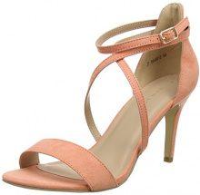 New Look sticked, Scarpe con Cinturino Alla Caviglia Donna, Pink (Light Coral 84), 37 EU