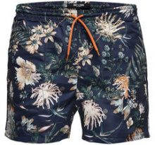 ONLY & SONS Printed Swimshorts Men Blue