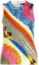 Manish Arora - Top - women - Nylon/Polyester - XS, M - Multicolore