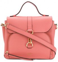 DKNY - Borsa a tracolla 'Paris' - women - Leather - OS - PINK & PURPLE