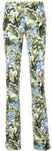 Pinko - Pantaloni sartoriali - women - Polyester/Spandex/Elastane/Acetate - 38, 42, 44, 40 - GREEN