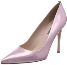 SJP by Sarah Jessica Parker Fawn, Scarpe con Tacco Donna, Rosa (Pearl Pink Patent), 38 EU