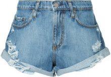 Nobody Denim - Boho Short Sassy - women - Cotton - 27, 29, 30, 31, 32 - BLUE