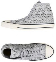 CONVERSE ALL STAR CT AS HI CROCHET - CALZATURE - Sneakers & Tennis shoes alte - su YOOX.com