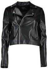 Petite Felicity giacca di poliuretano in stile motociclista