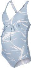 MAMA.LICIOUS Printed Maternity Swimwear Women Blue
