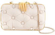 Benedetta Bruzziches - Clutch - women - Nappa Leather - OS - WHITE