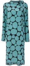 Marni - Abito - women - Silk - 44, 46, 48, 40 - BLUE