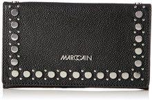 Marc Cain Jb Tl.07 L05 - Pochette da giorno Donna, Schwarz (Black), 16x13x21 cm (B x H T)