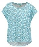 T-shirt con stampa - turquoise