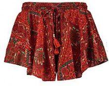 Nina Paisley pantaloncini con frange